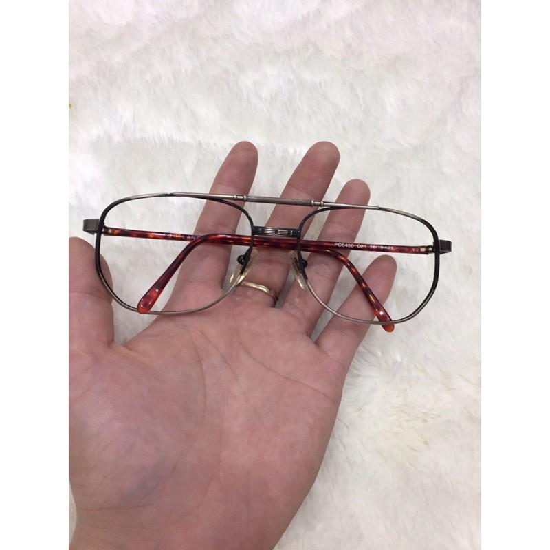 gọng kính lão hàng bãi nhập khẩu của mỹ mã PO0450