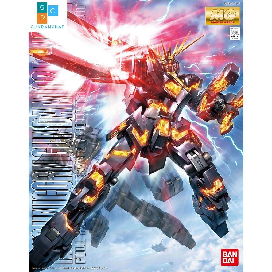 VIP - Mô hình RX-0 Unicorn Gundam 02 Banshee (MG)- Hieugundam87