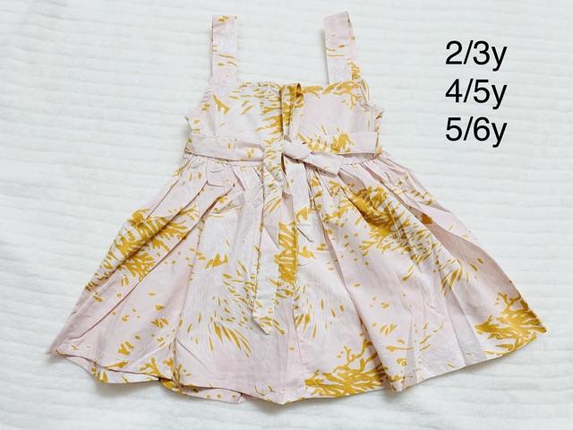 Váy xuất dư và QCCC lẻ size