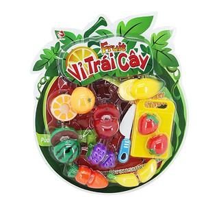 Vĩ trái cây cắt 389-01