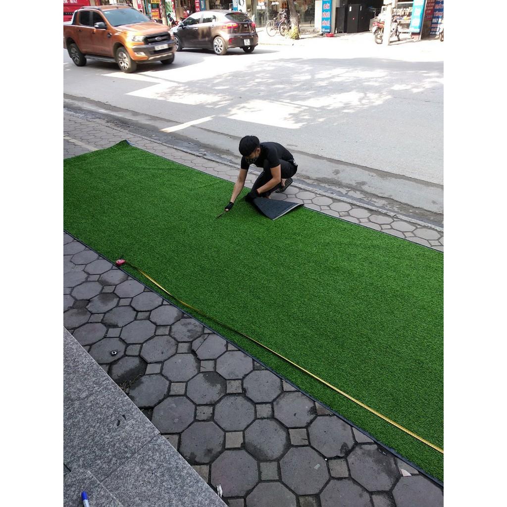 [ Giá rẻ, cắt theo yêu cầu ] 1 mét vuông cỏ nhân tạo cỏ nhựa thảm cỏ nhân tạo 20mm cắt theo yêu cầu