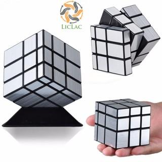 Đồ Chơi Rubik Gương Tốc Độ (Màu Bạc) – Rubik Biến Thể Miror