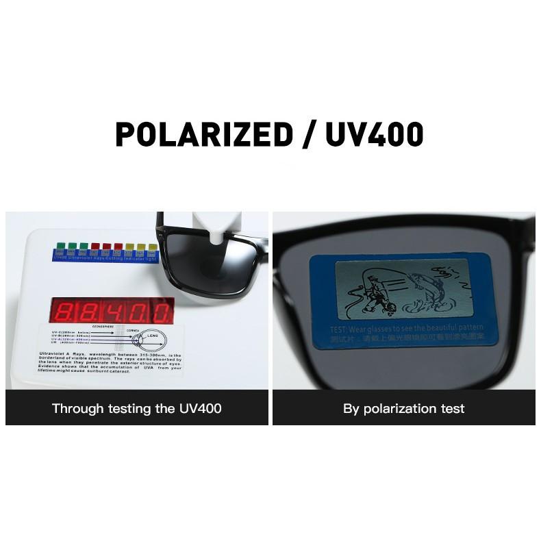 Kính Mát❤️FREESHIP❤️Kính Râm Nam Thể Thao Thời Trang Hiện Đại Cao Cấp Chống Tia UV400 (Hàng Nhập Khẩu)