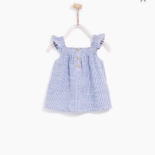 Áo Zara bé gái