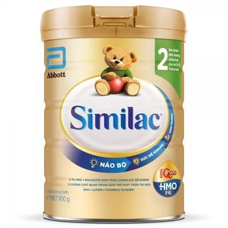 Sữa Bột Similac IQ HMO Số 2 900g