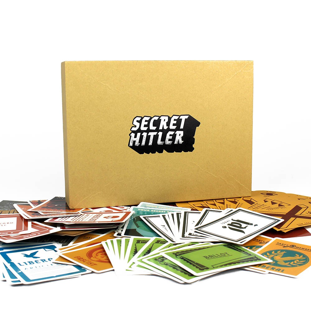 Trò chơi Secret Hitler