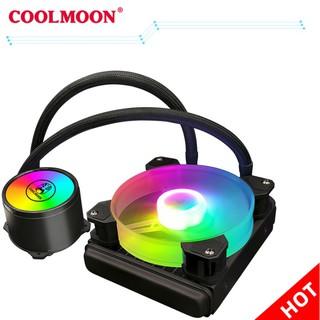 Tản Nhiệt Nước All in One Coolmoon 120 RGB - Hỗ Trợ All CPU thumbnail