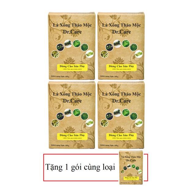 Combo 4 Lá Xông Thảo Mộc Dr.Care + Tặng 1 sản phẩm cùng loại - 3436626 , 1136706809 , 322_1136706809 , 100000 , Combo-4-La-Xong-Thao-Moc-Dr.Care-Tang-1-san-pham-cung-loai-322_1136706809 , shopee.vn , Combo 4 Lá Xông Thảo Mộc Dr.Care + Tặng 1 sản phẩm cùng loại