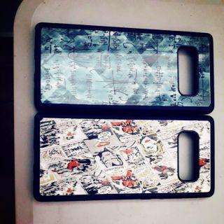 Ốp lưng galaxy Note 8 nhựa dẻo, nhựa cứng các loại