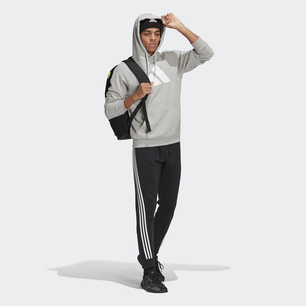 Quần adidas NOT SPORTS SPECIFIC Nam Adidas 3 Sọc Màu Đen GM6462