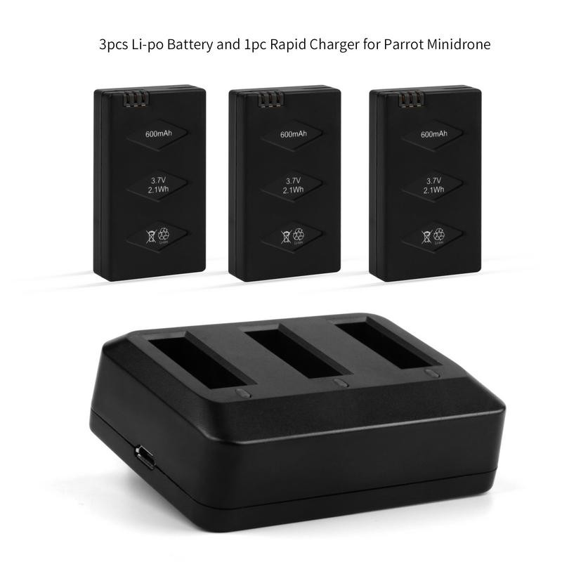 1 Set Batteries Pack Dual Charger for GoPro Hero 5/6/7 Camera Accessories