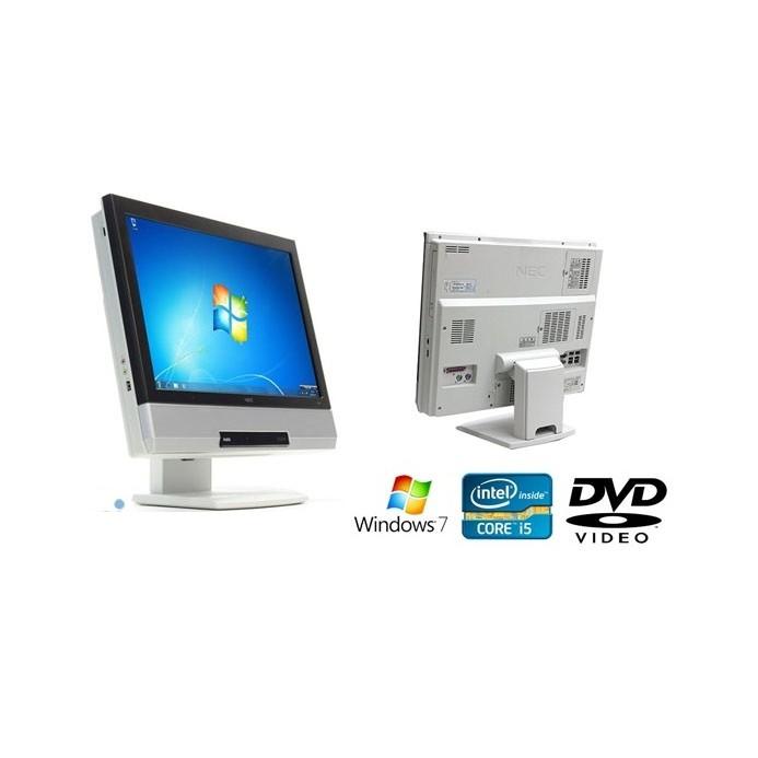Máy Desknote NEC i5 8G 500G SSD LCD 19 inch