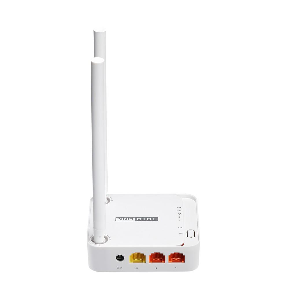 Bộ Phát Wifi Toto-Link N200RE-V3- Hàng Chính Hãng