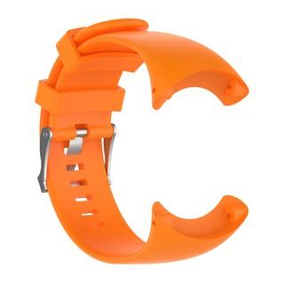 Đồng hồ Suunto Core với dây đeo silicon kiểu dáng thể thao