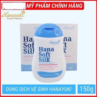 [Chính hãng] Dung dịch vệ sinh phụ nữ Hana Soft Silk thumbnail