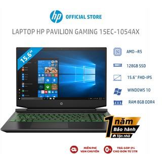 Laptop HP Pavilion Gaming 15-ec1054AX 8GB,128GB,1TB HDD,15.6
