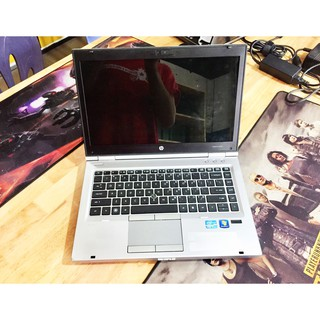 Laptop HP Elitebook 8460P Core i5-2540M Ram 4GB SSD 128GB VGA ON Máy Vỏ Nhôm Đẹp