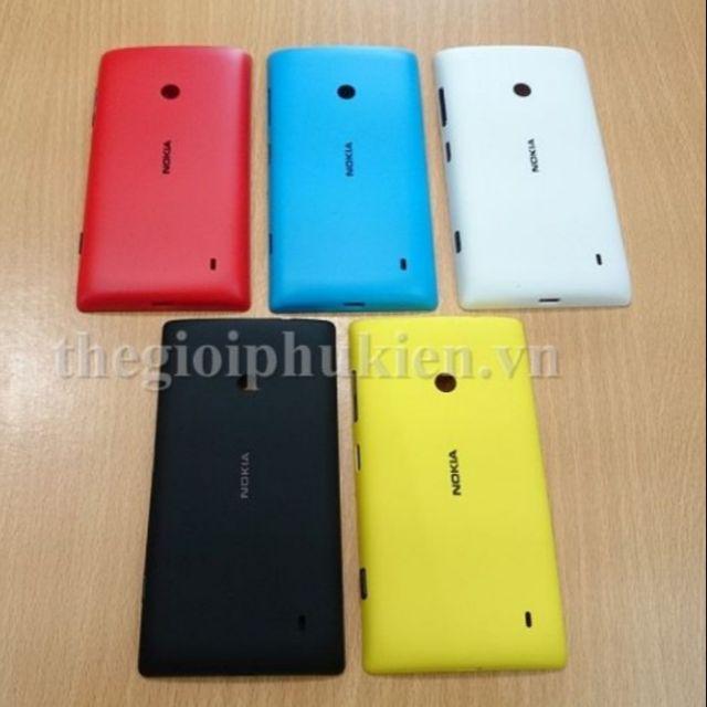 Vỏ thay nắp đậy pin cho Lumia 520/525 hàng xịn loại 1 - 22733931 , 2497640879 , 322_2497640879 , 65000 , Vo-thay-nap-day-pin-cho-Lumia-520-525-hang-xin-loai-1-322_2497640879 , shopee.vn , Vỏ thay nắp đậy pin cho Lumia 520/525 hàng xịn loại 1