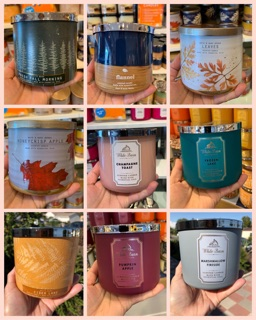 Yêu ThíchNẾN THƠM BATH AND BODY WORKS