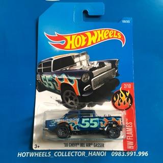 Xe Hot Wheels – '55 Chevy Bel Air Gasser