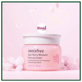 Kem dưỡng trắng da Innisfree Freeship từ 150k Kem dưỡng trắng da nâng tông Innisfree jeju cherry tone up cream thumbnail