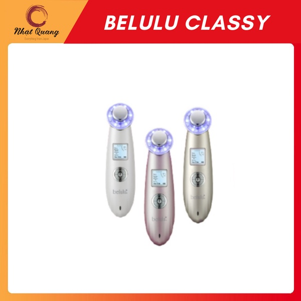 Belulu classy - máy chăm sóc da mặt
