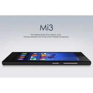 Điện Thoại Xiaomi Mi 3 – CHÍNH HÃNG