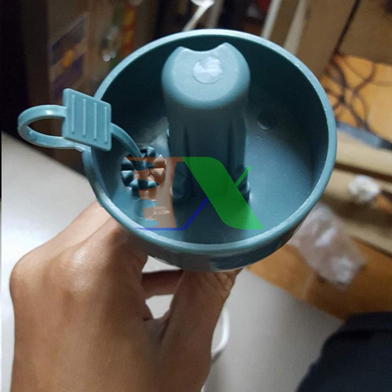 Bộ 10 Que cắm tưới lắp chai, Đầu cắm tưới nhỏ giọt 3 chế độ, Que cắm nhỏ giọt lắp chai nhựa pet