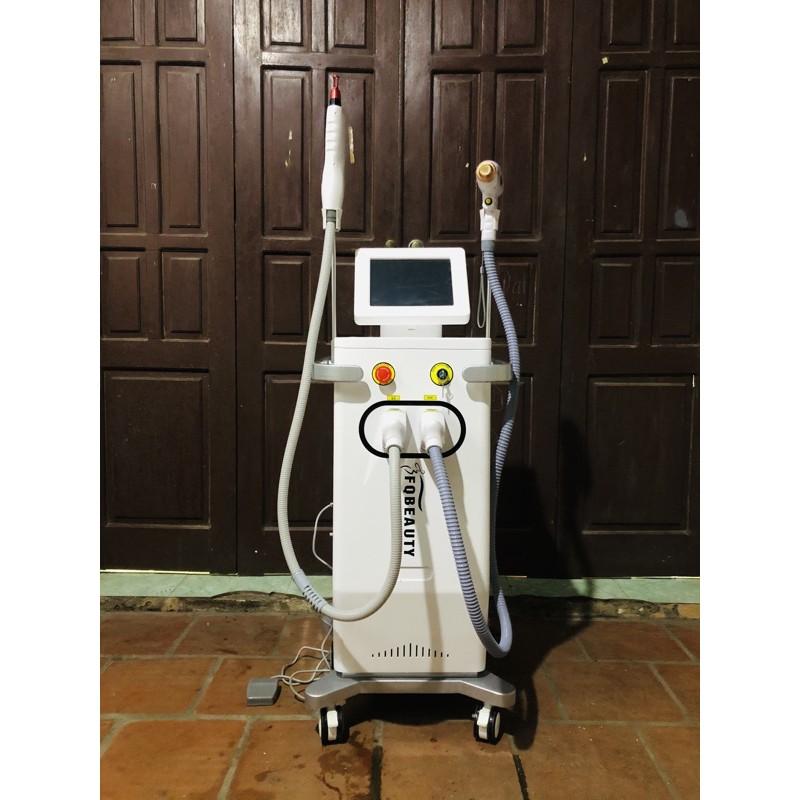 Máy triệt lông DioDe 2in1 - Máy triệt lông Laser DioDe
