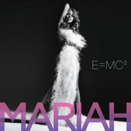 Mariah Carey - E=MC2 (UK Ver.) - Đĩa CD