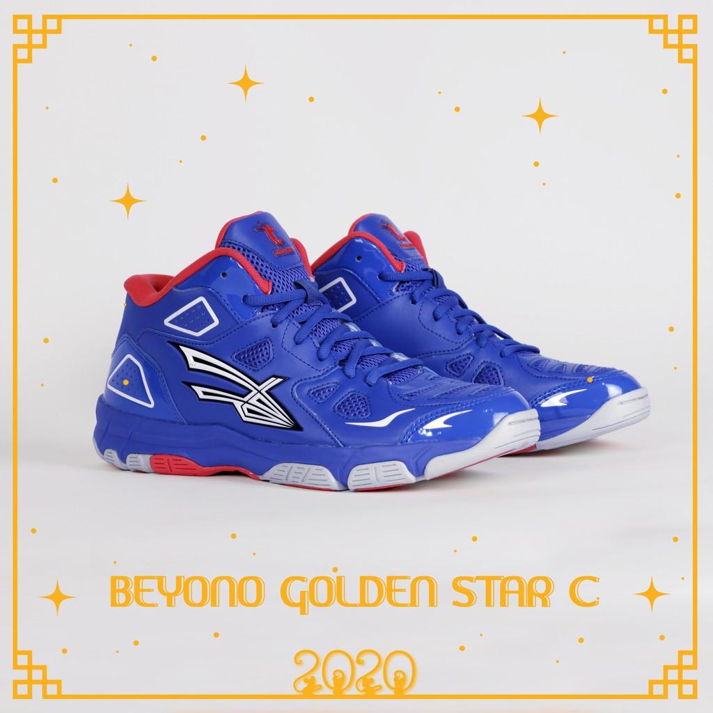 GIÀY BÓNG CHUYỀN BEYONO GOLDEN STAR C - BLUE