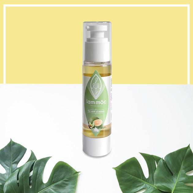 Mã FMCG10 giảm 10% đơn 250K] Lam Mộc - Dầu ủ kích mọc tóc 50ml | Shopee  Việt Nam
