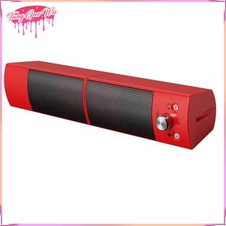 Thanh Loa Bluetooth 5.0 3.5mm Aux, Usb & Siêu Trầm Gắn Tường thumbnail