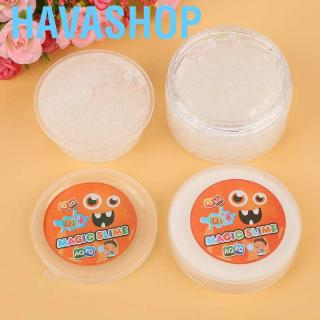 Havashop 3D Non- toxic Adults Children Stress Reliever Kids Old Floam Toy Gifts 120ML