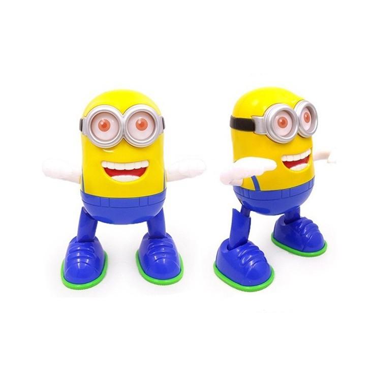 Minion Nhảy Phát Nhạc Tinh Nghịch Dream Toy US Light