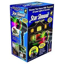ĐÈN CHIẾU SAO TRANG TRÍ STAR SHOWER LASER LIGHT