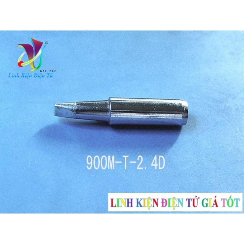 Mũi Hàn 900M - T - 2.4D