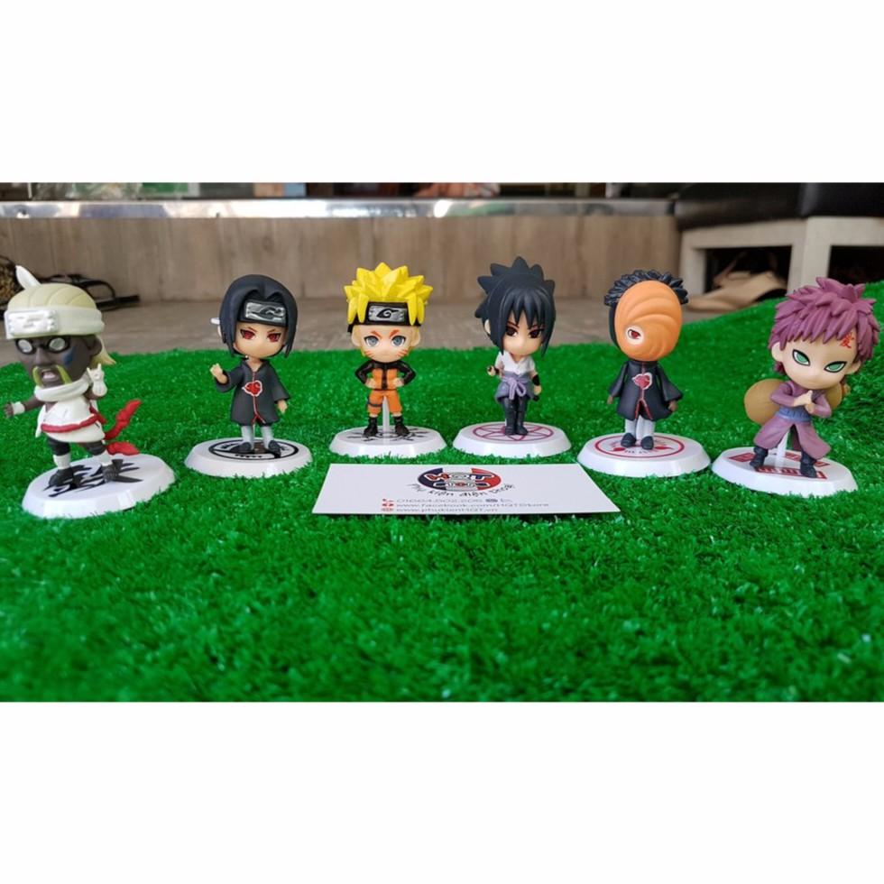 Bộ mô hình Naruto - 2592603 , 170594599 , 322_170594599 , 250000 , Bo-mo-hinh-Naruto-322_170594599 , shopee.vn , Bộ mô hình Naruto
