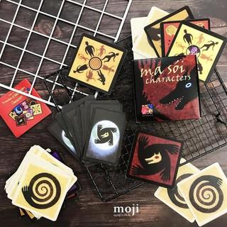 Đồ chơi boardgame Ma Sói – Mix