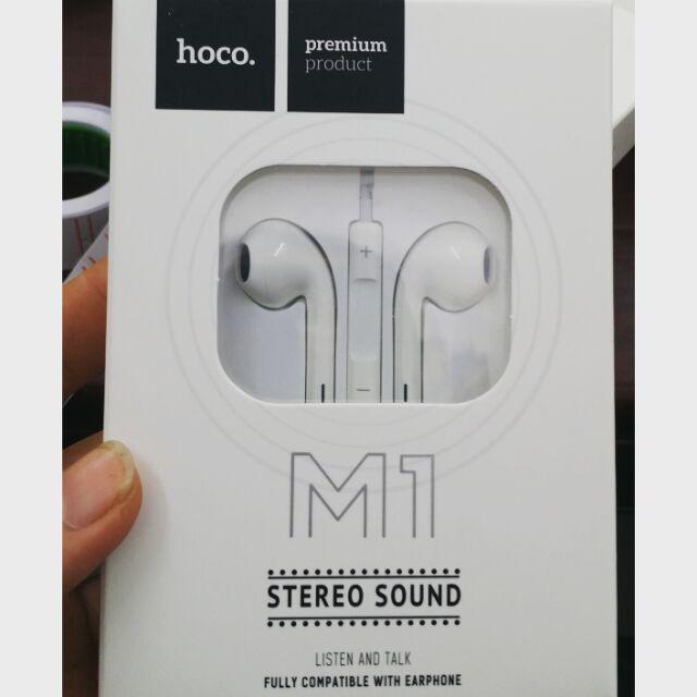Tai nghe Hoco M1 chính hãng chuẩn từ store