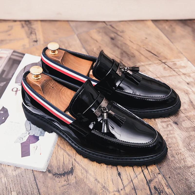 Giày da nam Oxford phong cách doanh nhân