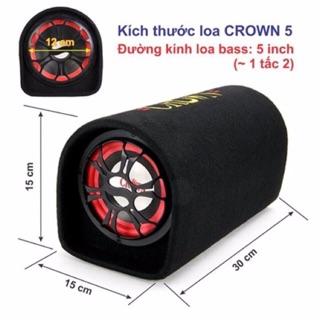 [Freeship toàn quốc từ 50k] Loa Crown số 5