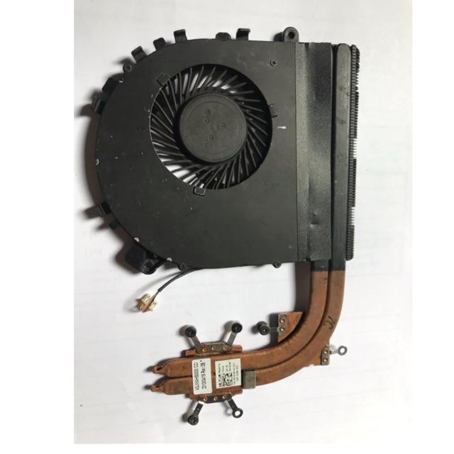 Quạt và tản nhiệt cpu laptop dell vostro 5560