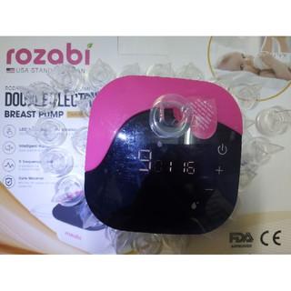 Van chân không máy hút sữa Rozabi deluxe thumbnail