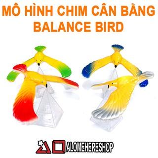 Mô hình chim cân bằng Balance Bird