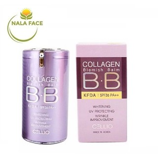 Kem nền BB Collagen Cellio - Màu 21 thumbnail