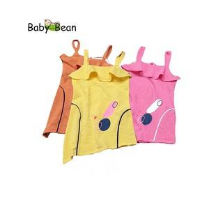 Đầm Đũi Đuôi Cá Vạt Xéo bé gái BabyBean thumbnail