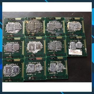 Chíp CPU core i5 3 số đời đầu