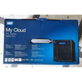 My Cloud Pro Series PR4100 NAS ổ cứng mạng (không kèm ổ cứng , 0TB)