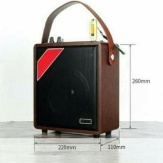 [Tặng Micro] Loa Karaoke Bluetooth Zansong A061 Mini – BH 6 Tháng . Hotline. 0858589595